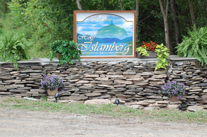 Islamberg is a Muslim community located in Tompkins, New York, about one hour and 45 minutes southeast of Syracuse.