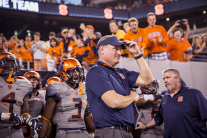 Former Syracuse head coach Scott Shafer returned to SU over the weekend, leading the defense of Middle Tennessee that stifled his former team in a 30-23 upset.